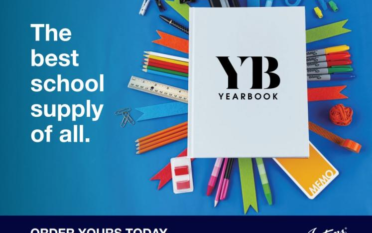 Yearbooks on Sale $45.00
