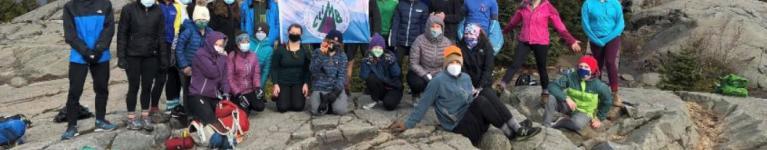 Project Climb Trip - Mt. Kearsarge